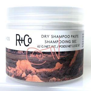 2/$40 R+Co Badlands Dry Shampoo Paste NEW
